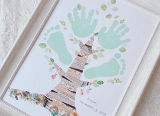 木のアート (2)